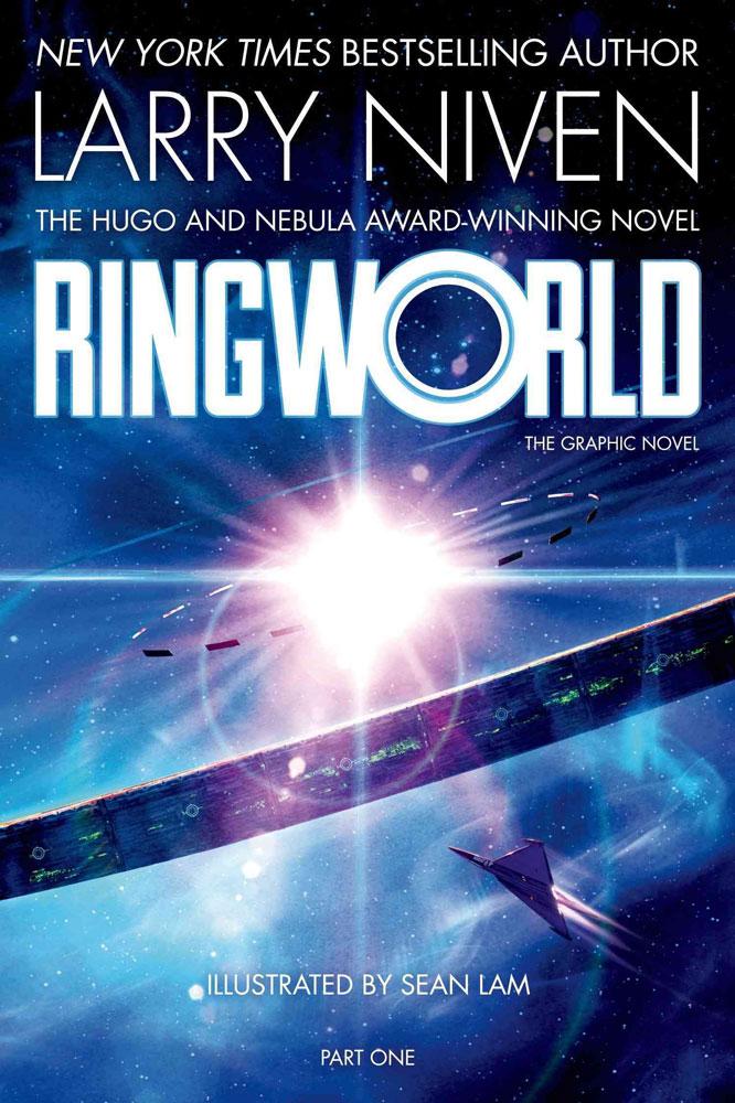 """Το Amazon Ετοιμάζει Την Μεταφορά Του """"Ringworld"""""""