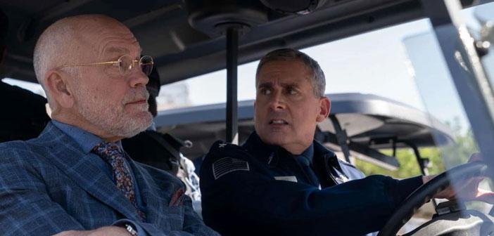 """Πρώτο Trailer Απο Το """"Space Force"""" Του Netflix"""