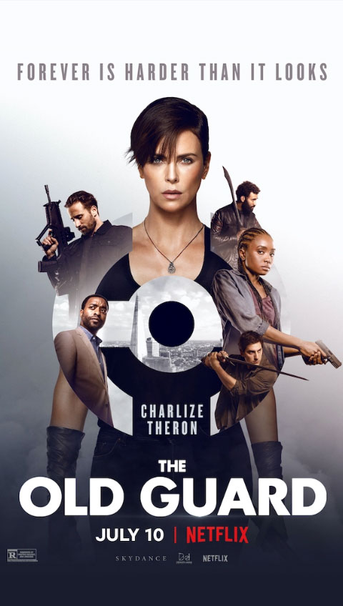"""Πρώτο Trailer Απο Το """"The Old Guard"""" Του Netflix"""