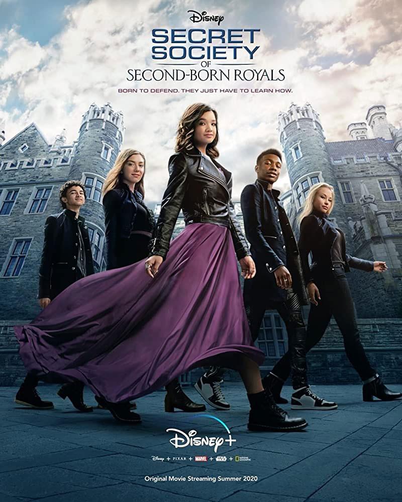 "Trailer Απο Το ""Secret Society of Second-Born Royals"""