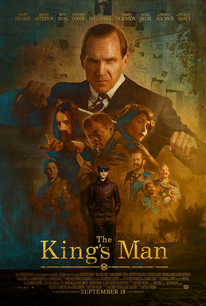"""Τρίτο Trailer Από Το """"The King's Man"""""""