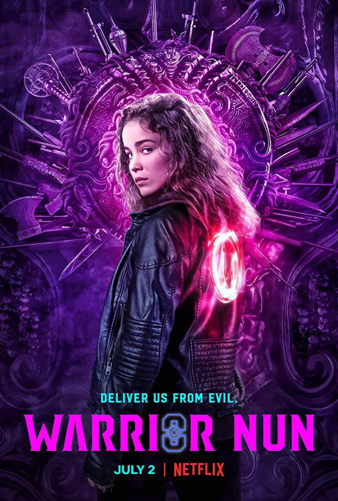 "Trailer Απο Το ""Warrior Nun"" Του Netflix"