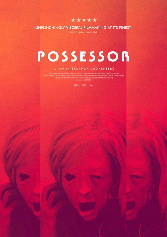 """Πρώτο Trailer Απο Το """"Possessor"""""""