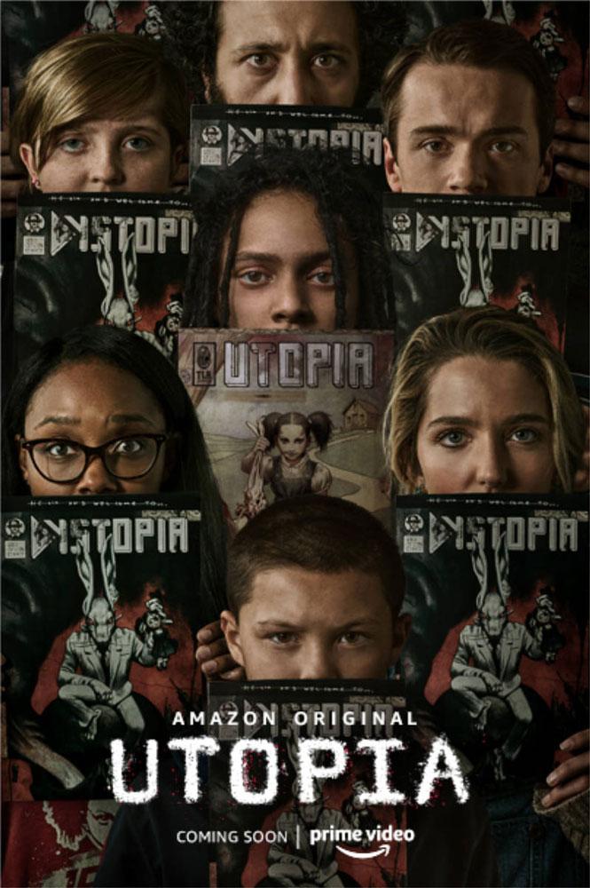 """Πρώτο Trailer Απο Το """"Utopia"""" Του Amazon"""