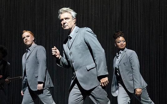 "Trailer Από Το ""American Utopia"" Του David Byrne"