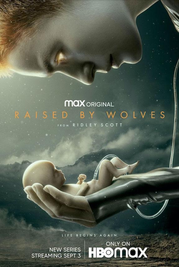 """Πρώτο Trailer Από Το """"Raised by Wolves"""" Του HBO Max"""