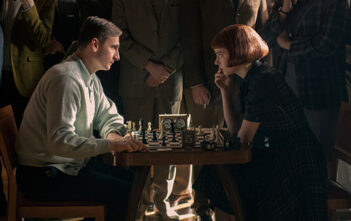 """Πρώτο Teaser Από Το """"The Queen's Gambit"""" Του Netflix"""