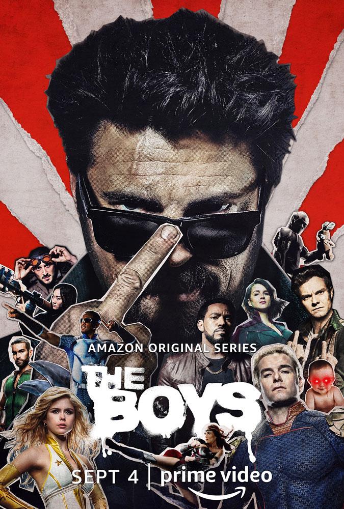 """Τρίτο Trailer Απο Την Δεύτερη Σεζόν Του """"The Boys"""""""