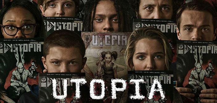 """Νέο Trailer Από Το """"Utopia"""" Του Amazon"""