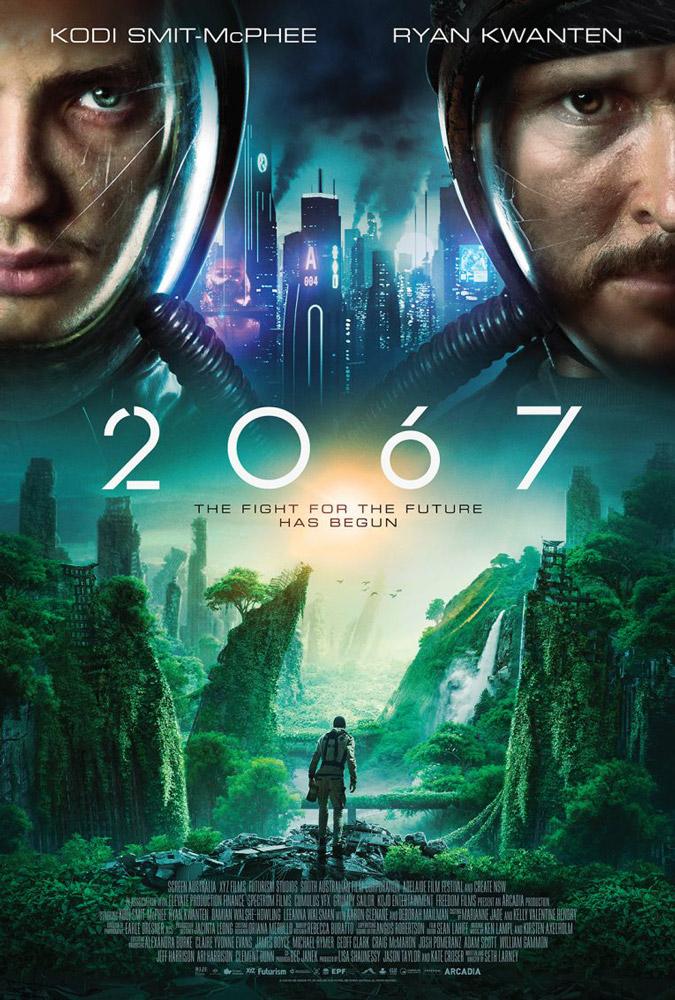 "Trailer Από Το Sci-Fi ""2067"""