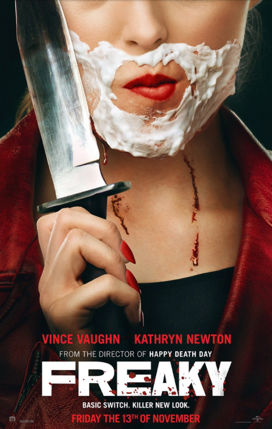 "Trailer Από Την Κωμωδία Τρόμου ""Freaky"""