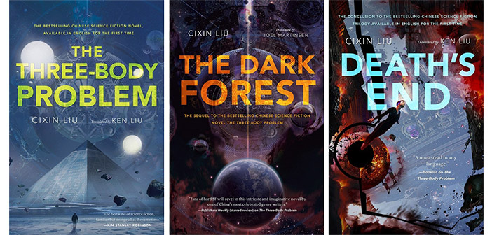 "Το Netflix Απέκτησε Το ""The Three-Body Problem"""
