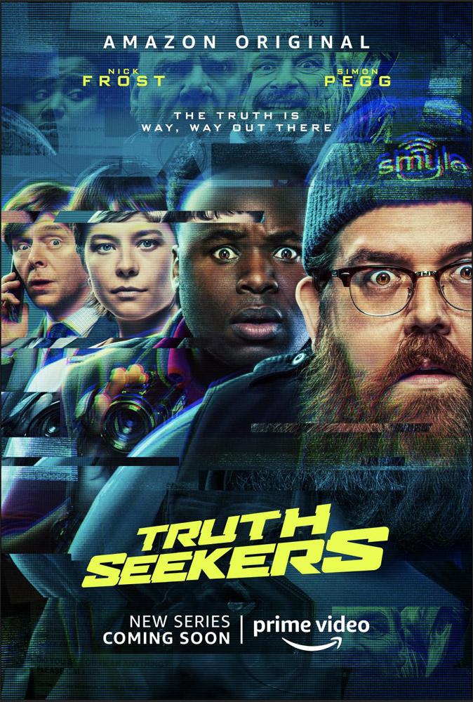 "Trailer Από Το ""Truth Seekers"" Του Amazon"