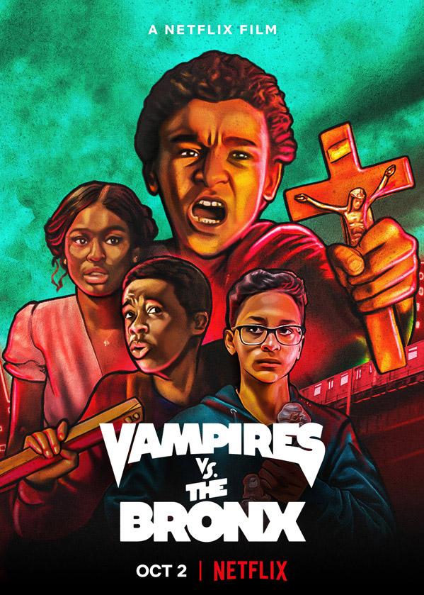 "Trailer Από Το ""Vampires vs. The Bronx"""