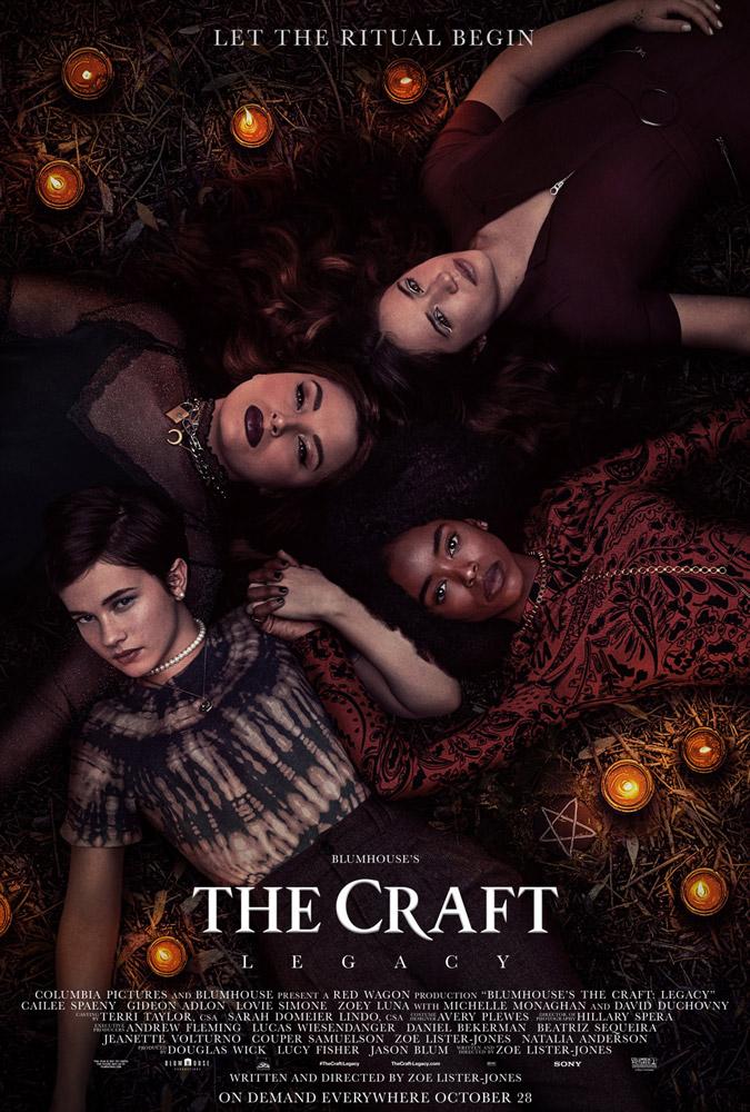 """Πρώτο Trailer Από Το Θρίλερ Τρόμου """"The Craft Legacy"""""""