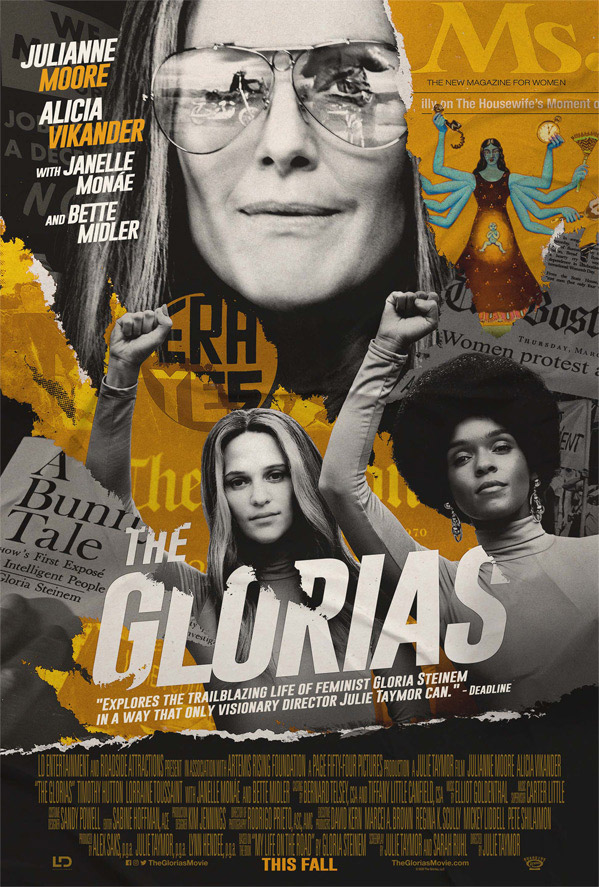 """Πρώτο Trailer Από Το """"The Glorias"""""""