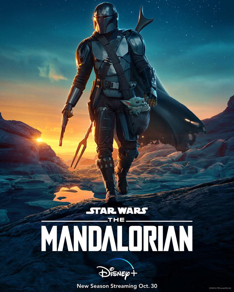"""Πρώτο Trailer Από Την Δεύτερη Σεζόν Του """"The Mandalorian"""""""