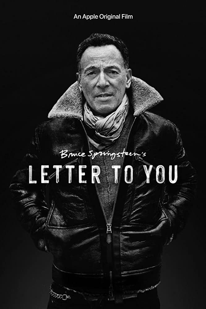 """Trailer Από Το """"Bruce Springsteen's Letter to You"""""""