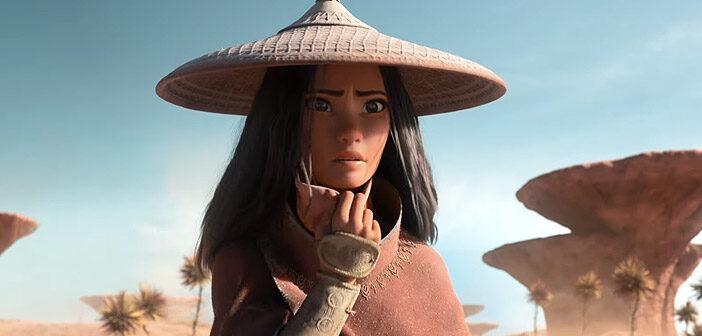 "Trailer Από Το Animated ""Raya and the Last Dragon"""