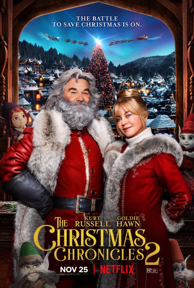 "Trailer Από Το ""The Christmas Chronicles 2"""