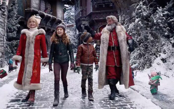 "Trailer Από Το ""The Christmas Chronicles 2"""