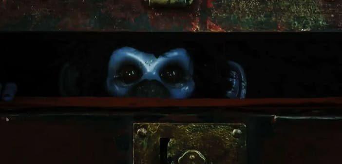 "Trailer Από Το Θρίλερ Τρόμου ""Toys of Terror"""