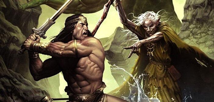 """Το Netflix Ετοιμάζει Την Σειρά Του """"Conan the Barbarian"""""""