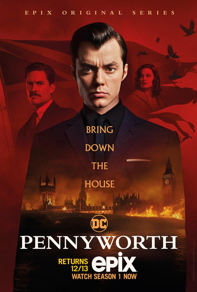 """Trailer Από Την Δεύτερη Σεζόν Του """"Pennyworth"""""""