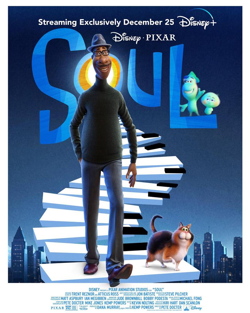 """Νέο Trailer Από Το """"Soul"""" Της Pixar"""