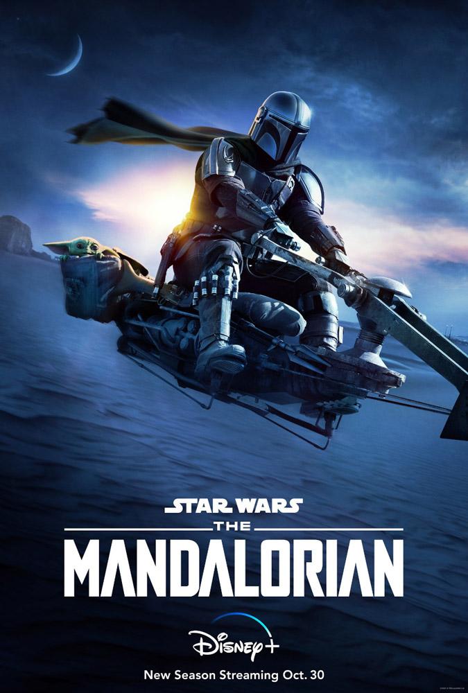 """Νέο Trailer Από Την Δεύτερη Σεζόν Του """"The Mandalorian"""""""