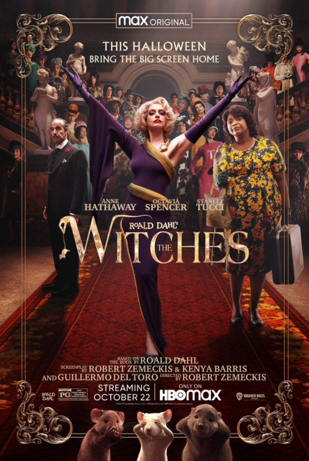 """Πρώτο Trailer Από Το """"The Witches"""""""