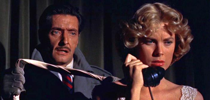 """Το """"Dial M For Murder"""" Του Hitchcock, Στην Τηλεόραση"""