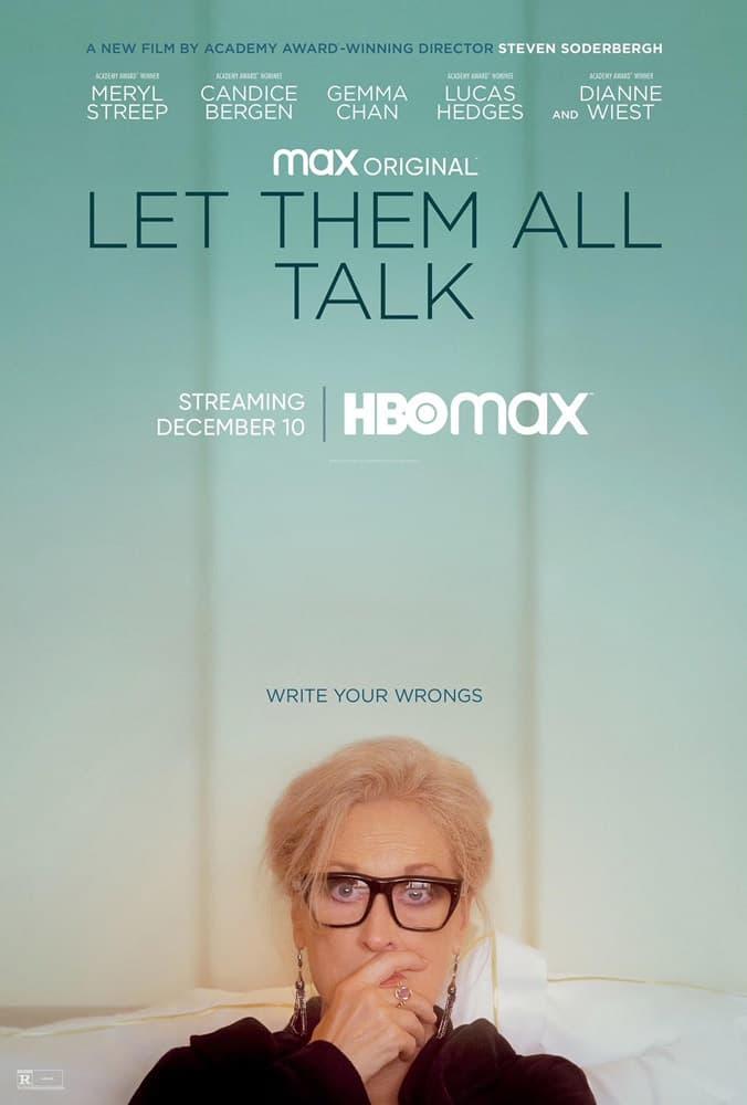 "Trailer Από Το ""Let Them All Talk"""