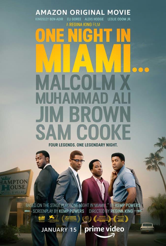"Trailer Από Το ""One Night in Miami"""