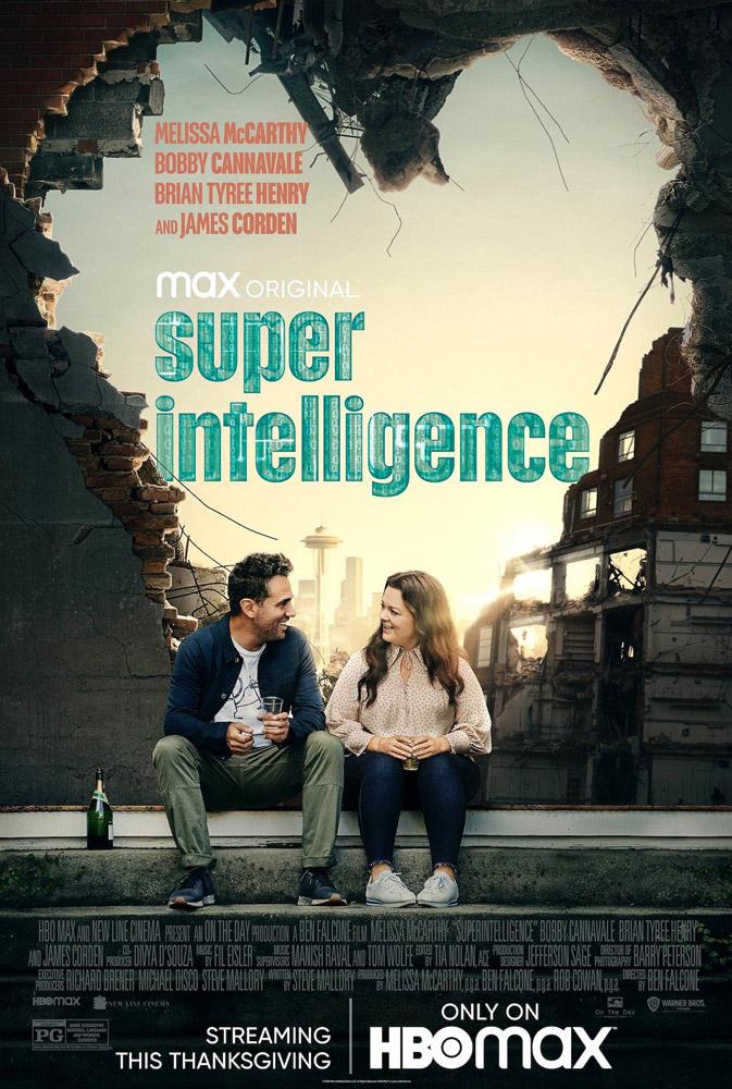 "Trailer Από Την Κωμωδία ""Superintelligence"""
