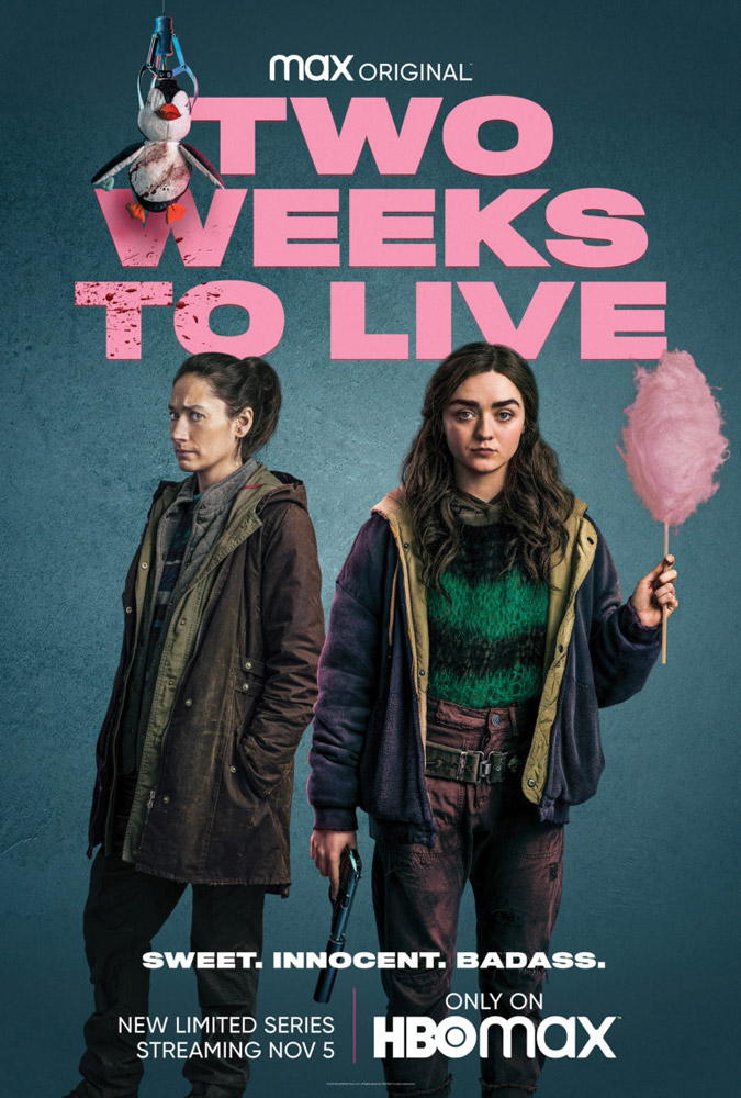 """Trailer Από Την Νέα Σειρά """"Two Weeks to Live"""""""
