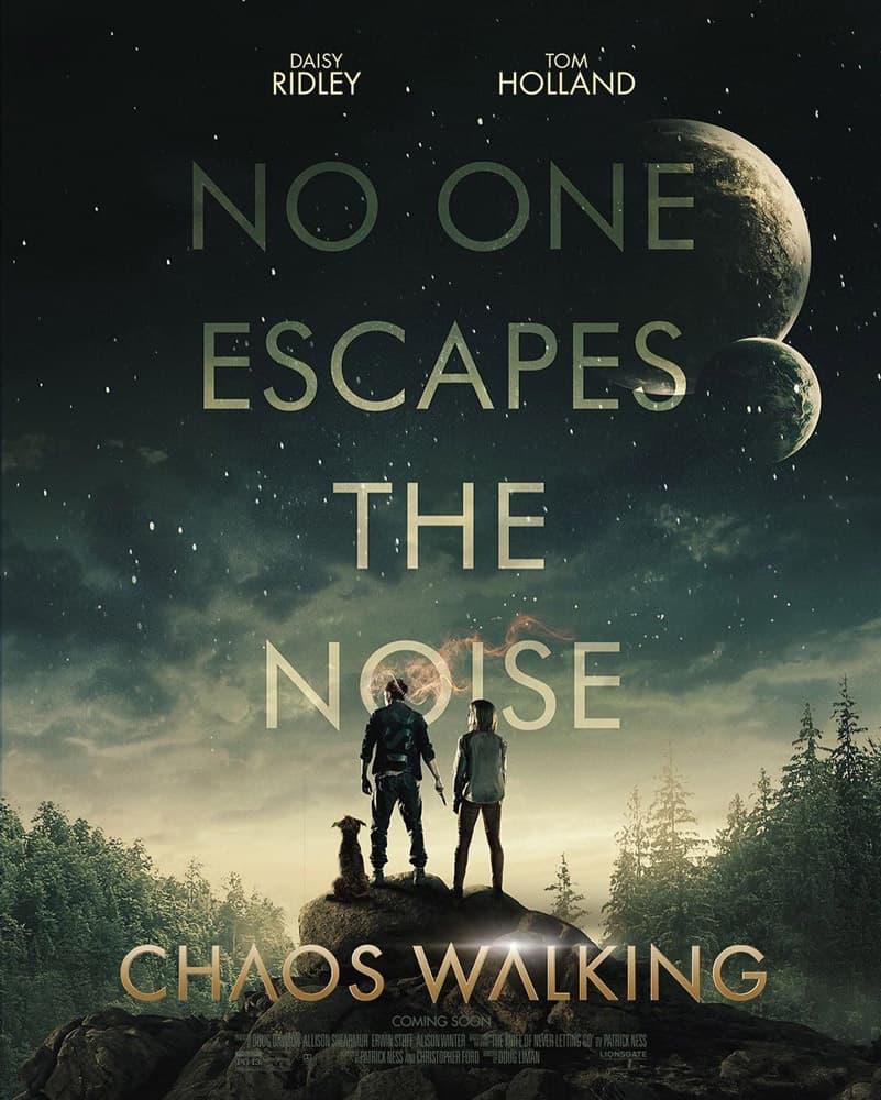 """Πρώτο Trailer Από Το """"Chaos Walking"""""""
