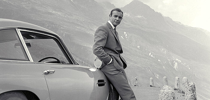 Sean Connery [1930-2020]