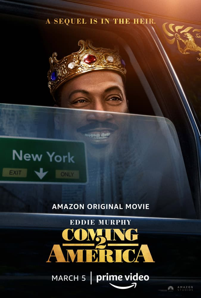 """Πρώτο Trailer Από Το """"Coming 2 America"""""""