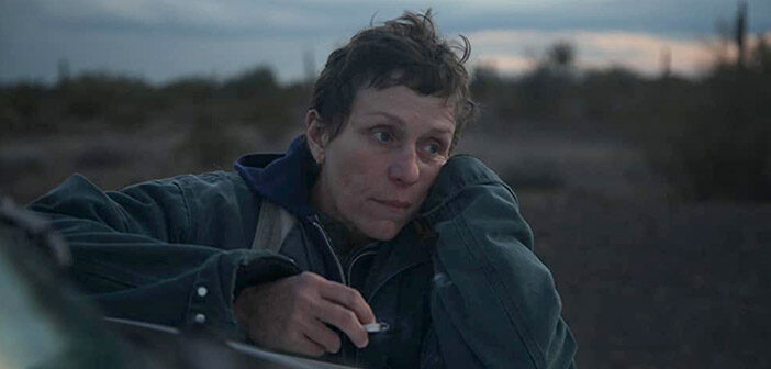 """Νέο Trailer Από Το """"Nomadland"""""""