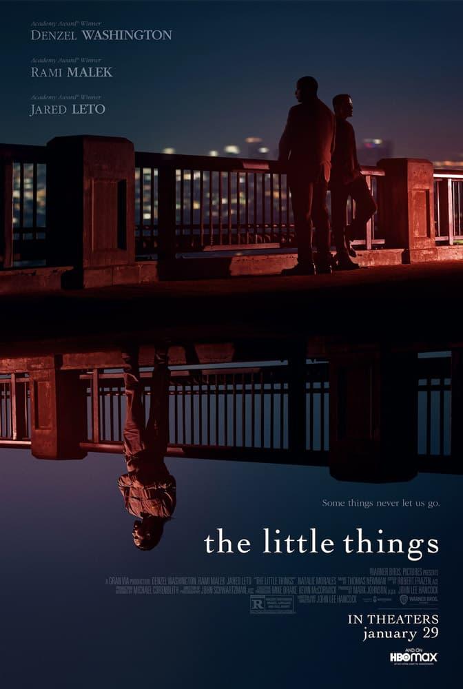 """Πρώτο Trailer Από Το """"The Little Things"""""""