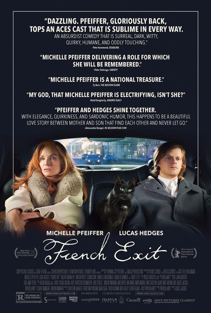 "Trailer Από Την Μαύρη Κωμωδία ""French Exit"""