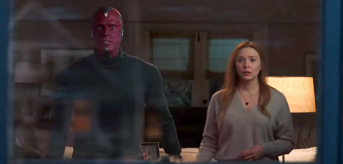 """Νέο Trailer Από Το """"WandaVision"""""""
