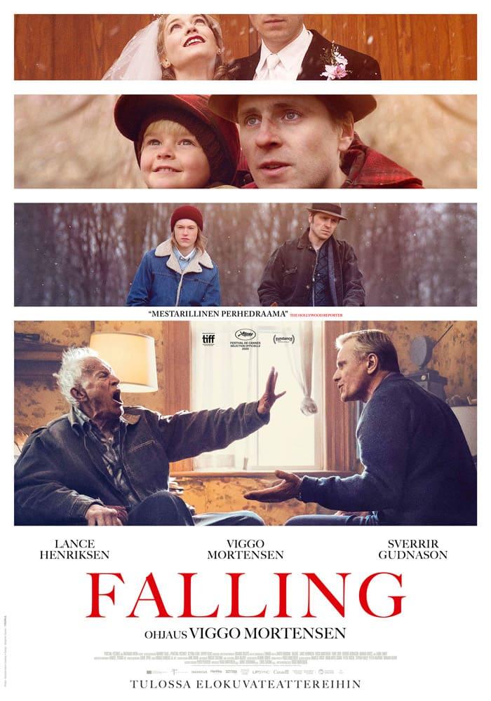 """Πρώτο Trailer Από Το """"Falling"""""""