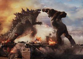 """Πρώτο Trailer Από Το """"Godzilla vs Kong"""""""