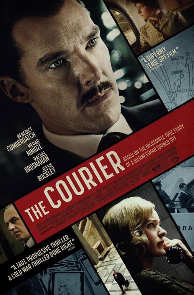 """Πρώτο Trailer Από Το """"The Courier"""""""