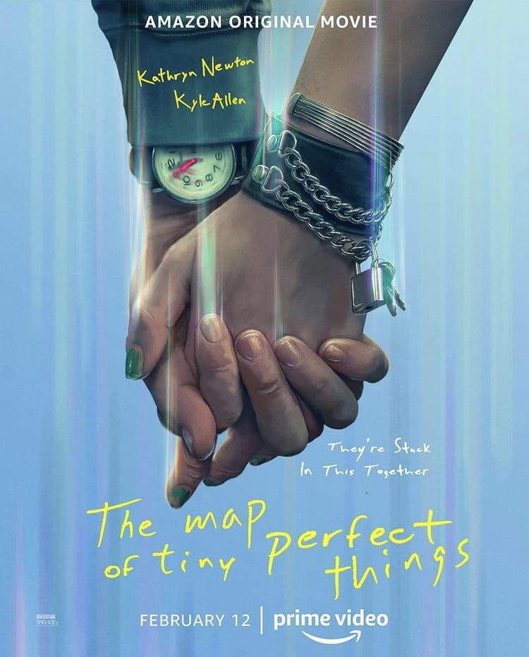 """Trailer Από Το """"The Map of Tiny Perfect Things"""""""