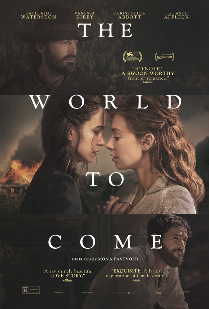 """Trailer Από Το """"The World To Come"""""""