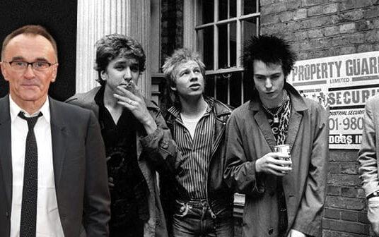 Ο Danny Boyle Θα Σκηνοθετήσει Την Σειρά Για Τους Sex Pistols