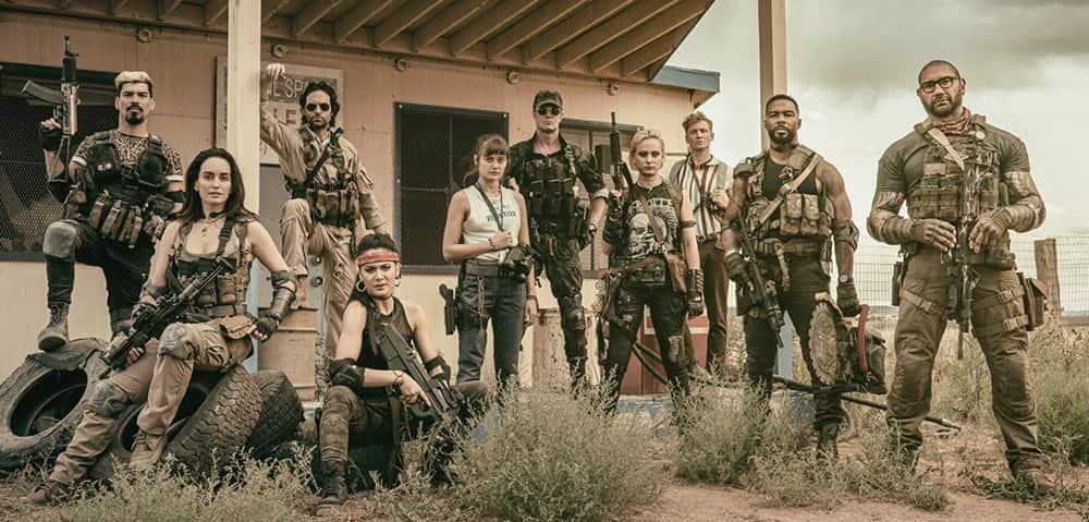 """Πρώτο Trailer Από Το """"Army of the Dead"""""""